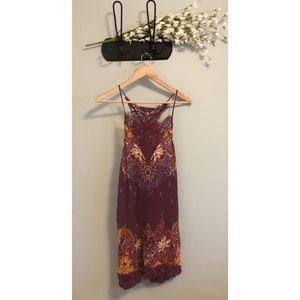 🎀 Intimately Free People • Lace Tunic Dress